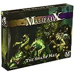 Wyrd Miniatures Malifaux Neverborn Zoraida Swamp Hag Model Kit 6