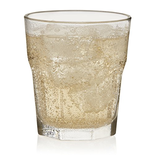 Stackable Glass (Libbey Gibraltar 12-piece Rocks Glass Set)