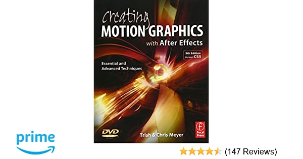 Effects pdf creating graphics edition after motion 5th with