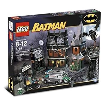 Amazon Lego Super Heroes The Batcave 6860 Discontinued By