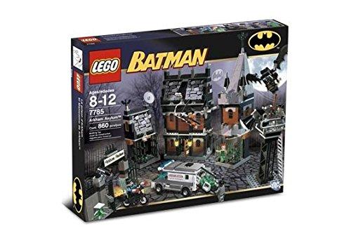 Imprisoned Queen (LEGO Batman Arkham Asylum 7785)