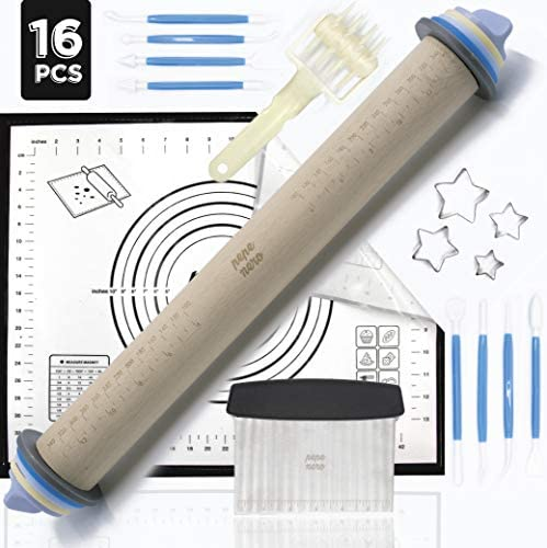 Rolling Pin Adjustable Silicone Supplies product image