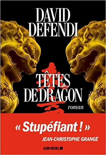 Têtes de dragon de David Defendi