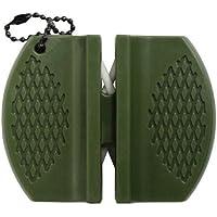 inet-trades Aiguiseur Aiguiseur de couteaux Set Couteau en céramique/et carbure pour–Fusil–ponçage pour Outdoor/Camping/Survival/maison/jardin–Original
