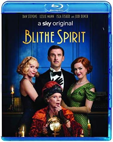 Blithe Spirit [Blu-ray] [2021] [Region Free]