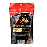 Ecotrition Yogies Hamster/Gerbil/Rat Treats, Cheese Flavor, 3.5-Ounce
