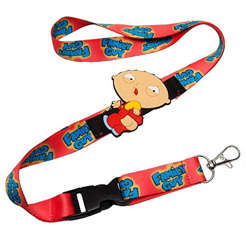 Family Guy Stewie Mooning Lanyard ()