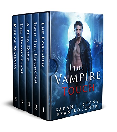 The Vampire Touch Box Set (Books 1-5)