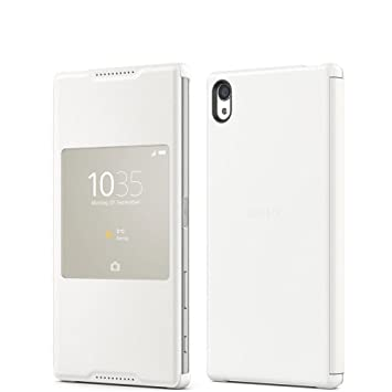 best cheap d0e79 bad81 Sony SCR46 Smart Style-Up Cover for Xperia Z5 Premium - White