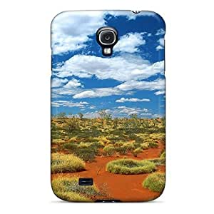 Ideal Jeffrehing Case Cover For Galaxy S4(great Sy Desert), Protective Stylish Case