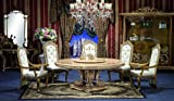 George Versailles classic traditional Furniture Dining Room Set AF113