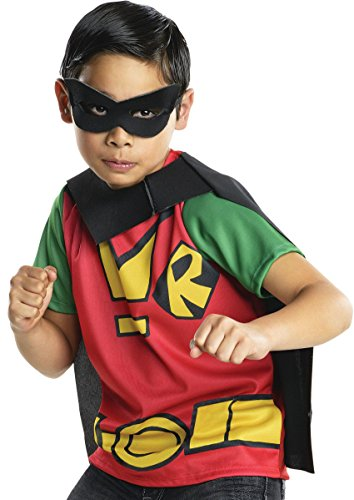 Rubie's Teen Titans Go Robin Costume