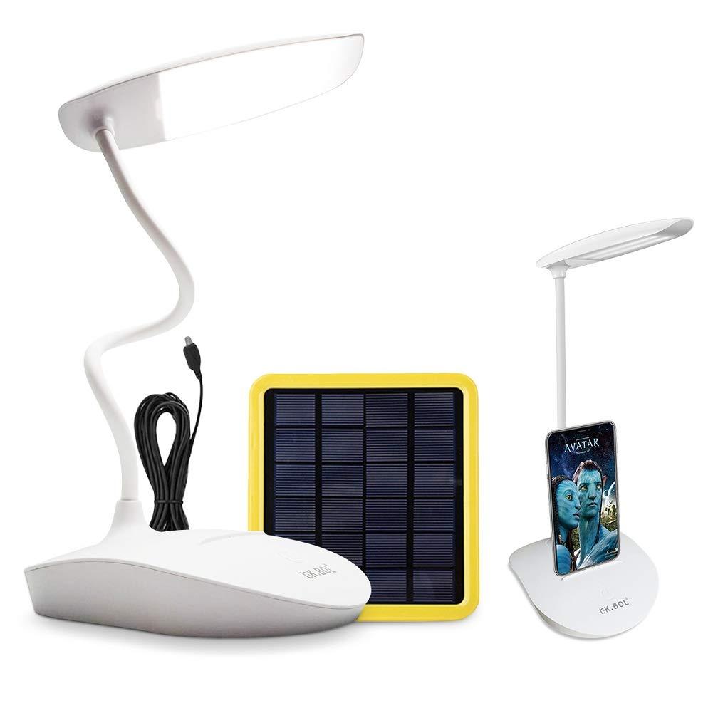 Solar table lamp: KK.BOL Desk Solar Lamp