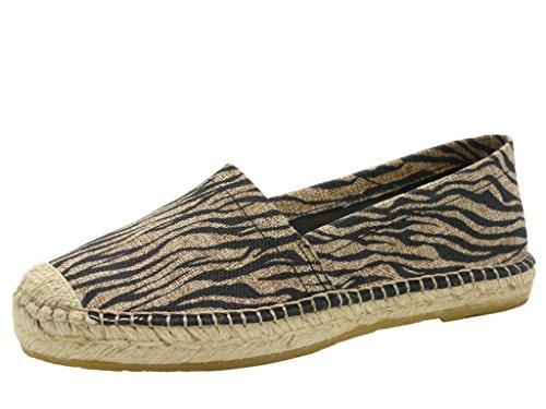 Ilse Jacobsen Espadrille Zebra