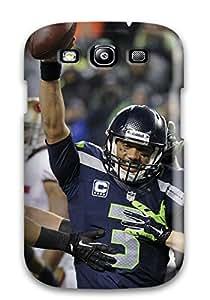 Pretty UWIBrWc227XQrVm Galaxy S3 Case Cover/ Seattleeahawks (76) Series High Quality Case