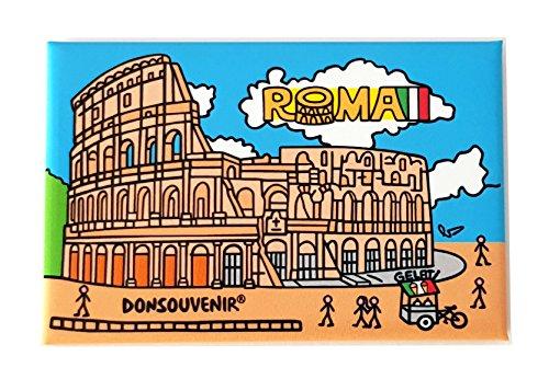 DONSOUVENIR MAGNETICO Roma - Coliseo Italia: Amazon.es: Hogar