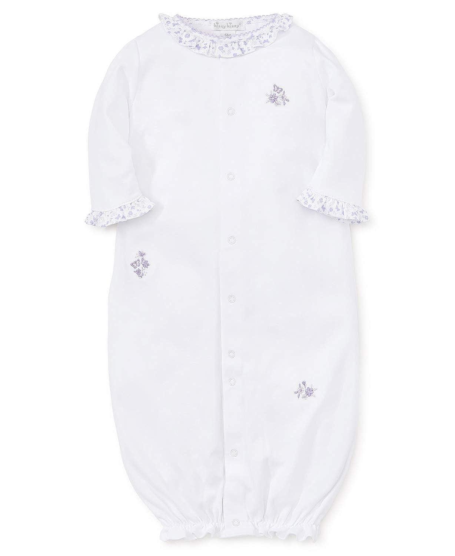 【特別訳あり特価】 Kissy Kissy SLEEPWEAR ベビーガールズ Newborn White With Lilac Lilac White With B07KPQX1BJ, 健康な髪:f830bb7d --- a0267596.xsph.ru