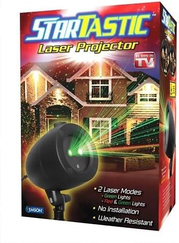 StarTastic 1827 Holiday Laser Light Show