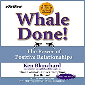 Whale Done! Audiobook