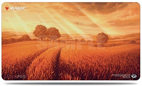 Magic the Gathering: Unstable Playmat Plains by unbrand