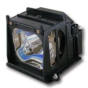 Alda PQ Original, Lámpara de proyector para DUKANE ImagePro 8768 Proyectores, lámpara de marca con PRO-G6s viviendas