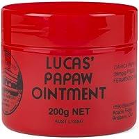 Lucas Papaw Ointment 200 g, 200 grams