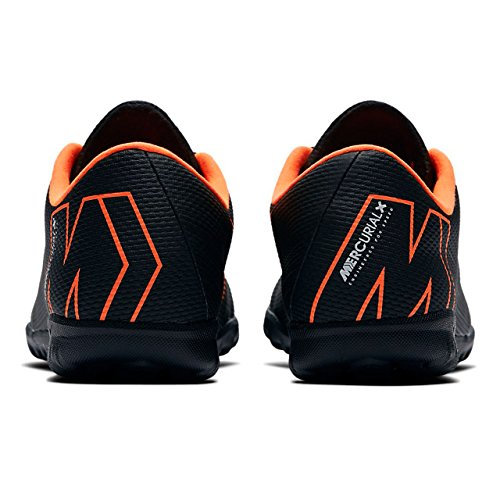 Chaussures Adulte Nike Academy Multicolore black total 081 12 Fitness w Tf Vaporx Orange Mixte De FaaIHqn8w