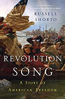 Book Cover: Revolution Song: A Story of American Freedom