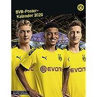 Borussia Dortmund Posterkalender 2020 34x44cm