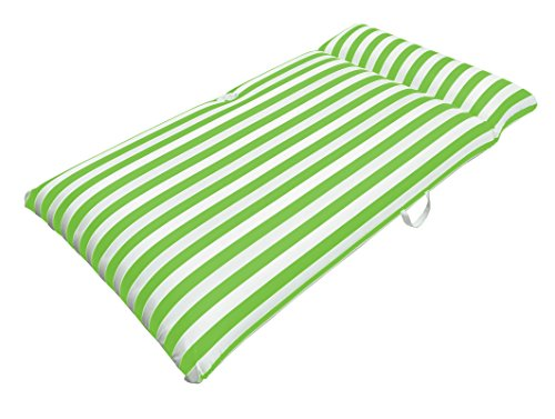 Drift + Escape Chaise Mattress - Lime Green