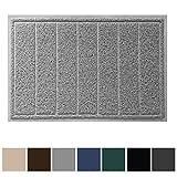Gorilla Grip Original Durable Indoor Door Mat (35x23) Large Size, Heavy Duty Doormats