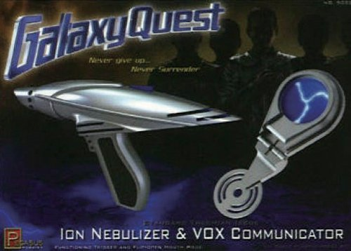 1/1 PH9903 Fertigmodell GalaxyQuest Ion Nebulizer + Vox Communicator