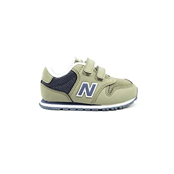 Zapatillas de Deporte Unisex Ni/ños New Balance Kv500 Gey