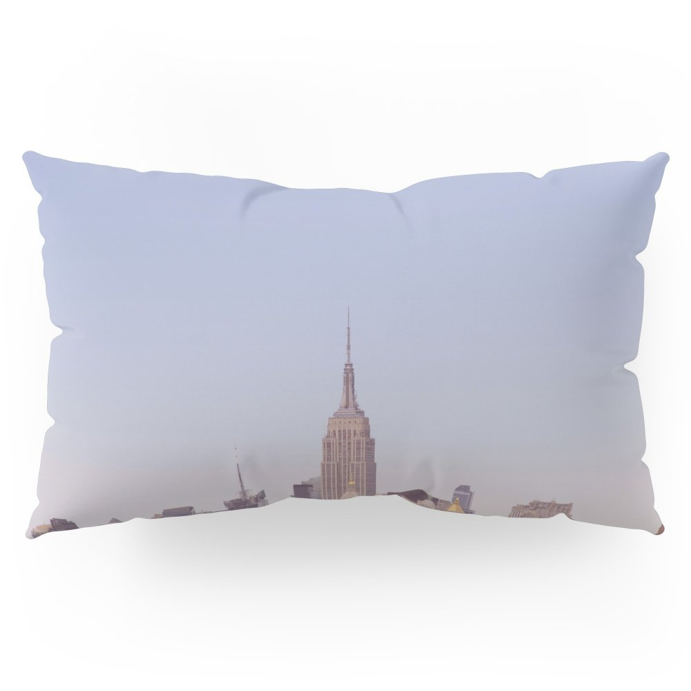 Society6 NYC No. 2 Pillow Sham King (20'' x 36'') Set of 2