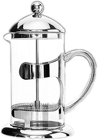 Tetera Cafetera de Acero Inoxidable Uso doméstico Cafetera Filtro ...