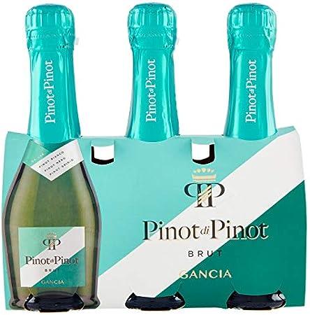 Gancia Pinot de Pinot Brut 20cl (Paquete de 3)