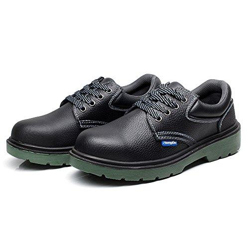 PU Chaussures de travail Anti-écrasement et Anti-perçage PUA 38