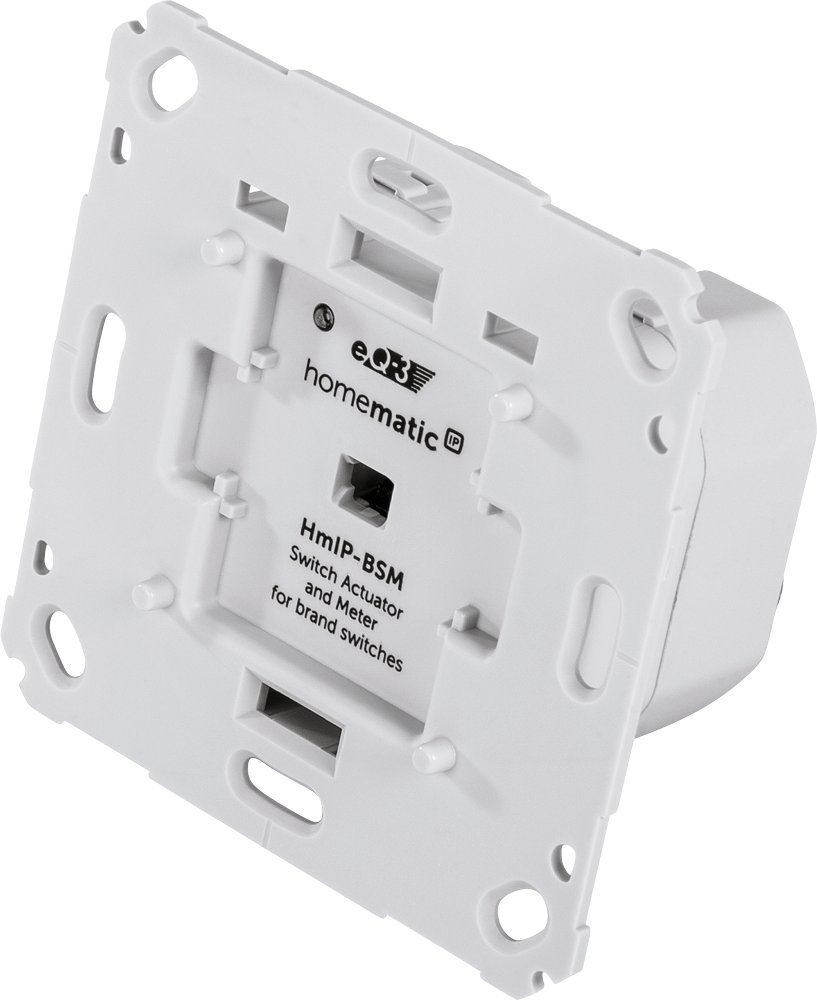 HomeMatic IP Dimming Actuator for Brand Switches, 142720A0A: Amazon ...