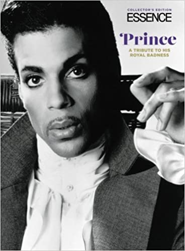 Essence Magazine Prince Tribute Collector's Edition (2016)