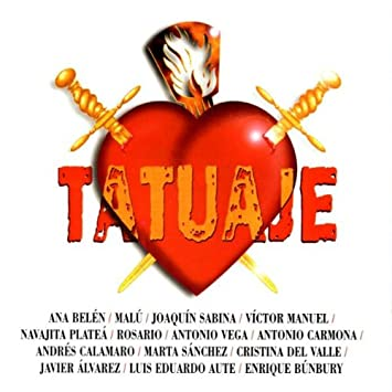Tatuaje: Various, Bunbury: Amazon.es: Música