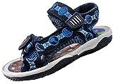'Marvel' Boys Avengers Childrens Navy Beach Walking Sandal Shoes 7-1 UK (7 UK 24EUR)