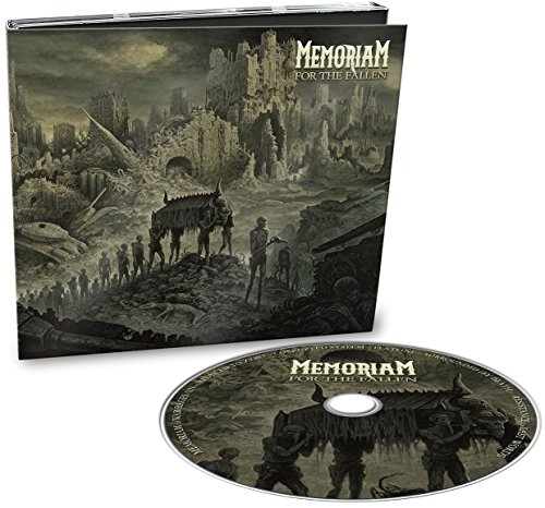 CD : Memoriam - For The Fallen (CD)