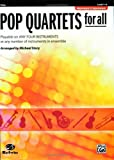 Pop Quartets for All, Story, Michael, 0739054597