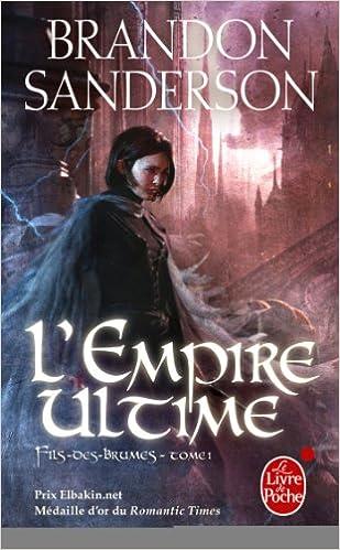 L'empire Ultime (fils des brumes tome 1) de Brandon Sanderson 518hT338GfL._SX307_BO1,204,203,200_