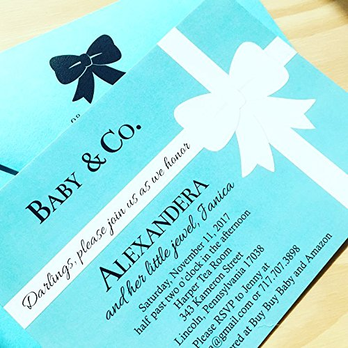 Tiffany and Co. Baby Shower - Co Online Cheap Tiffany And