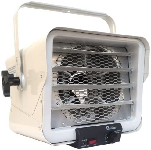 Dr. Heater 240-volt Hardwired Shop Garage Commercial Heater