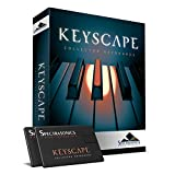 Software : Spectrasonics Keyscape Virtual Keyboard Collection