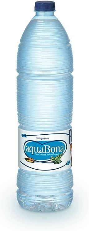 Santolín Manatial - Agua mineral natural - 1.5 l: Amazon.es ...