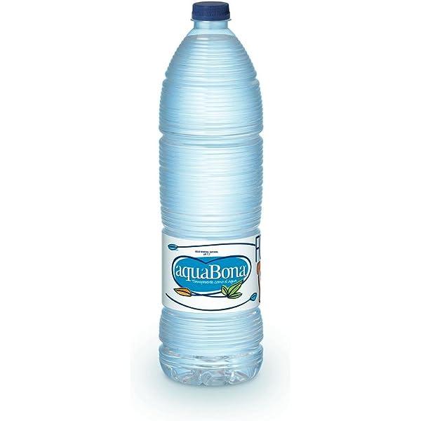 Santolín Manatial - Agua mineral natural - 1.5 l: Amazon.es: Alimentación y bebidas