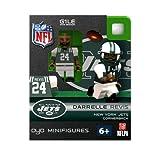 OYO Football NFL Building Brick Minifigure Darrelle Revis [New York Jets]